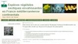Espèces végétales exotiques envahissantes en France méditerranéenne continentale